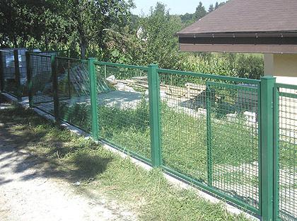 Pletene ograda